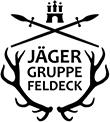 Jägergruppe Feldeck Logo